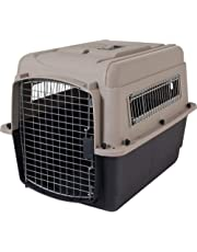 Petmate 21551 Vari Kennel Ultra Fashion, Medium (Taupe/Black)