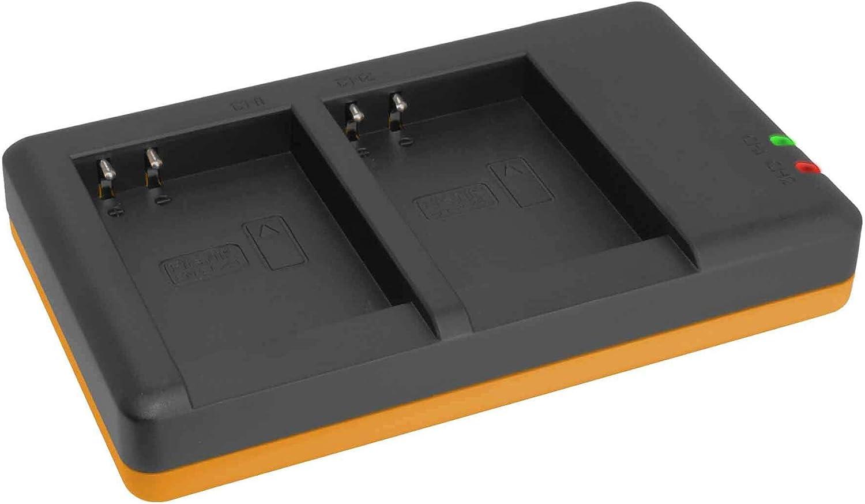 Dual Ladegerät Für En El23 Nikon Coolpix B700 P600 Kamera