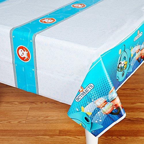 BirthdayExpress The Octonauts Party Supplies - Plastic Table
