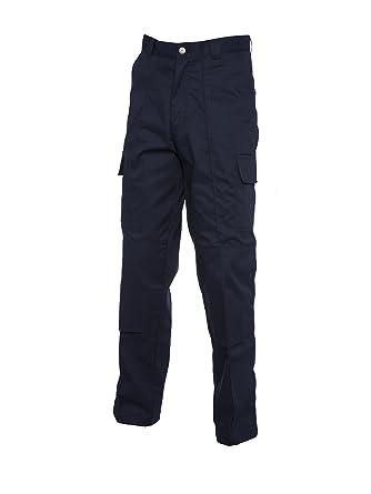produits de qualité fournisseur officiel meilleur prix Pantalon De Travail Cargo Pour Hommes Avec Poches Genoux Vêtement Travail
