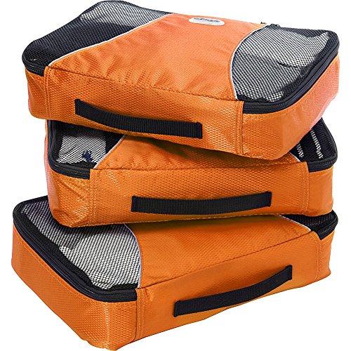 eBags Medium Packing Cubes - 3pc Set