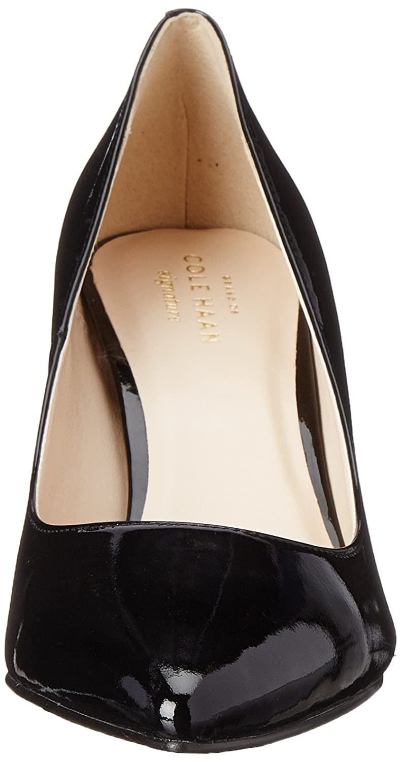 Cole Haan Women's Juliana 75 Dress Pump B00TPH0EJG 6.5 M US|Black Patent