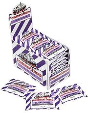 Fisherman's Friend Multi Buy 25 g Blackcurrant Sugar Free Sore Throat Medication - Pack of 24