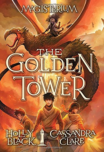 [R.E.A.D] The Golden Tower (Magisterium #5) EPUB