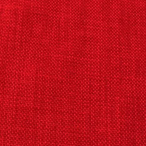 6b8cfd6b8fd41 RED SOFT PLAIN LINEN LOOK HOME ESSENTIAL DESIGNER LINOSO CURTAIN CUSHION  SOFA BLIND UPHOLSTERY FABRIC MATERIAL SOLD BY THE METRE by IWF:  Amazon.co.uk: ...