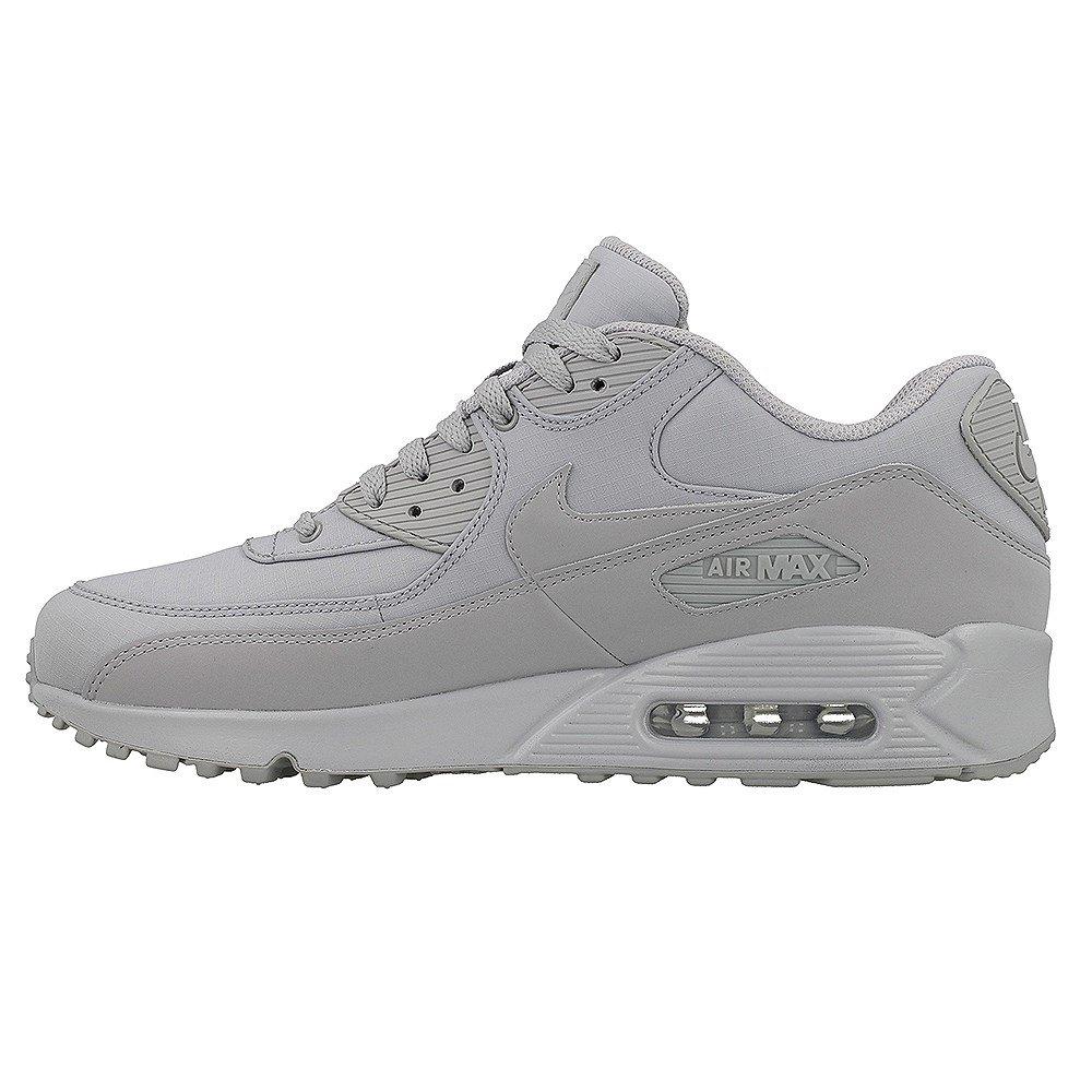 Nike Air Max 90 Essential Schuhe wolf grey-wolf grey-wolf grey - 49,5