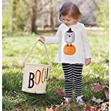 Mud Pie Baby Girls' Toddler Halloween Long Sleeve