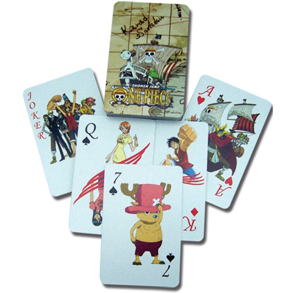One Piece Carte da gioco