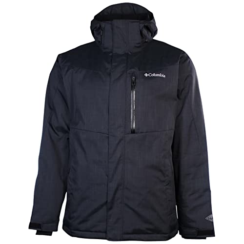 Columbia Mens Convert Omni-Heat Omni-Tech Jacket