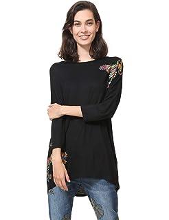Ts Shirt it T Tripoli 18wwtka1 Desigual Graphic Amazon Donna Tee qtgRnz5