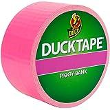 Duck Tape Colours Piggy Bank 48mm X 9.1M