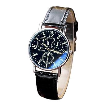Hombres de la Moda de Acero Inoxidable Reloj de Pulsera ...