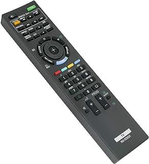 ALLIMITY RM-ED035 Mando a Distancia reemplazado por Sony Bravia LCD TV KDL-37EX500 KDL-37EX500E KDL-40BX400 KDL-40EX402 KDL-40EX500 KDL-40EX710 KDL-46EX401 KDL-46EX402 KDL-46EX711 KDL-40HX800: Amazon.es: Electrónica