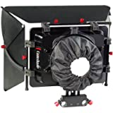 CAMTREE Camshade Matte Box Hood, French Flag for Video DSLR Camera(1299, MB-CMS)