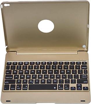 F19 - Teclado inalámbrico con Bluetooth (78 Teclas, para iPad ...