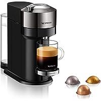 Krups XN910C Nespresso Vertuo Next DeLuxe Koffiecapsulemachine, 1,7 l waterreservoir, capsuleherkenning door barcode, 6…