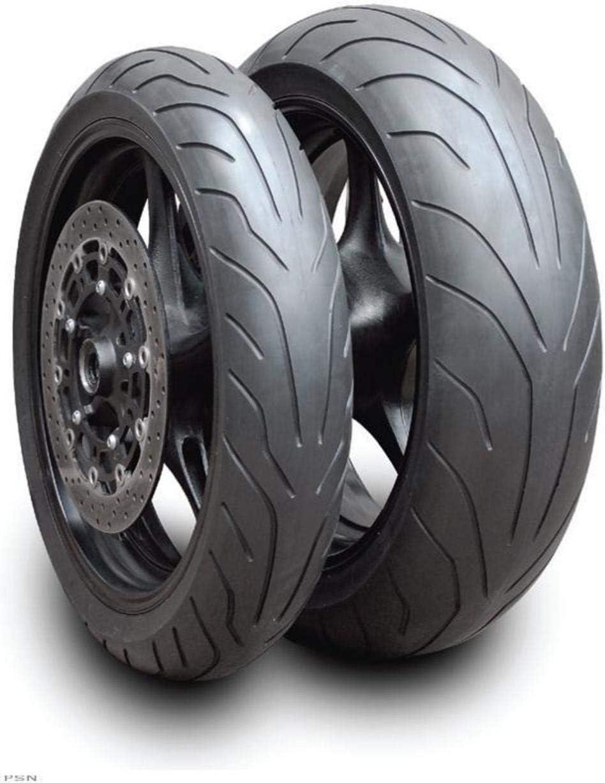 Vee Rubber M38703 VRM-387 Traveler Front//Rear Tire 180//55ZR-17
