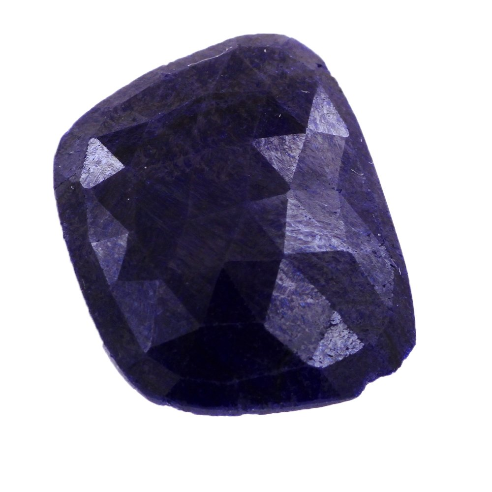 skyjewels 15.50 Cts Natual Blue Sapphire Gemstone with Certificate