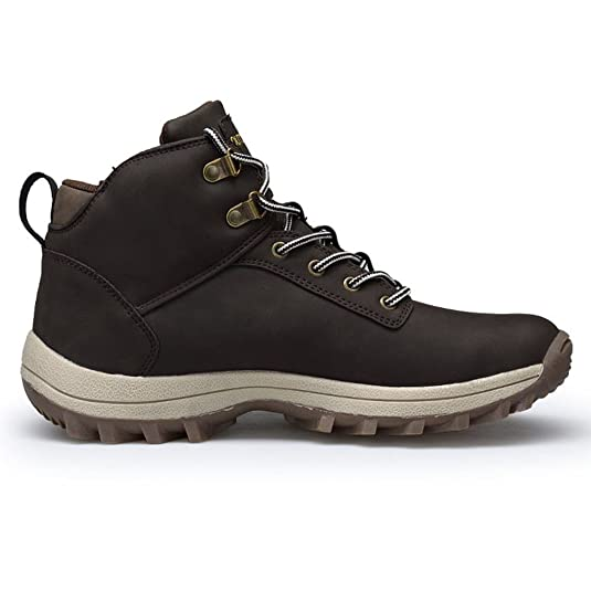 happygo Herren Trekking Wanderstiefel Wasserdicht Rutschfeste Wanderschuhe Outdoor Stiefel Sneaker Boots Schwarz 41 OZicbt7Ojg