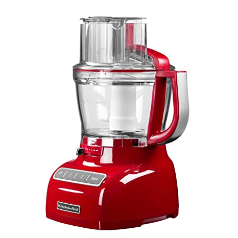 Kitchenaid Küchenmaschine Food Processor 3,1L, empire rot