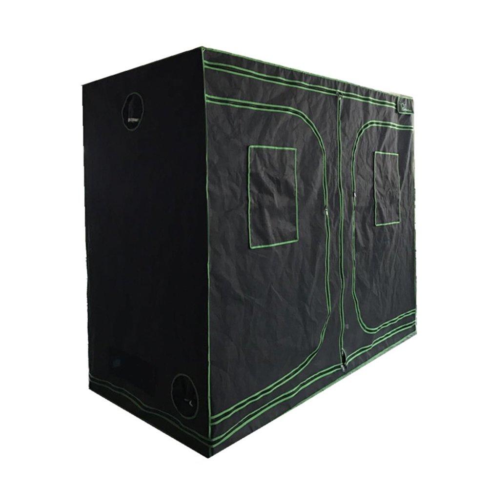 TTLIFE グロウボックス グロウテント 室内水耕栽培 植物育成 植物野菜育成セット 家庭用 240*120*200cm B072N2Y232