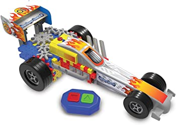 The Learning Journey Techno Gears RC Dragster