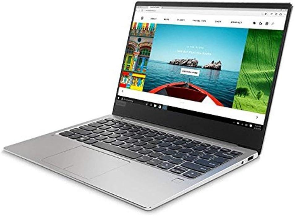 "Lenovo 81BR003RUS Ideapad 720S 13.3"" Ryzen 5 2500U 8GB Ram 256GB SSD Windows 10 Home Silver"