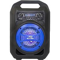 Caixa de Som Bluetooth, SUMAY, Gallon Music 5149, Azul