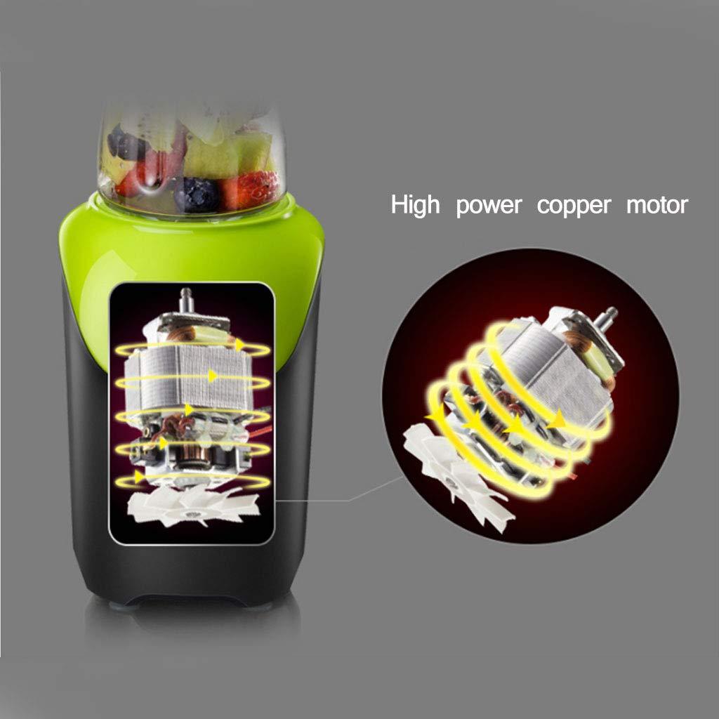 Copa de Jugo portátil Blender Juice Machine Mini máquina de Cocina ...