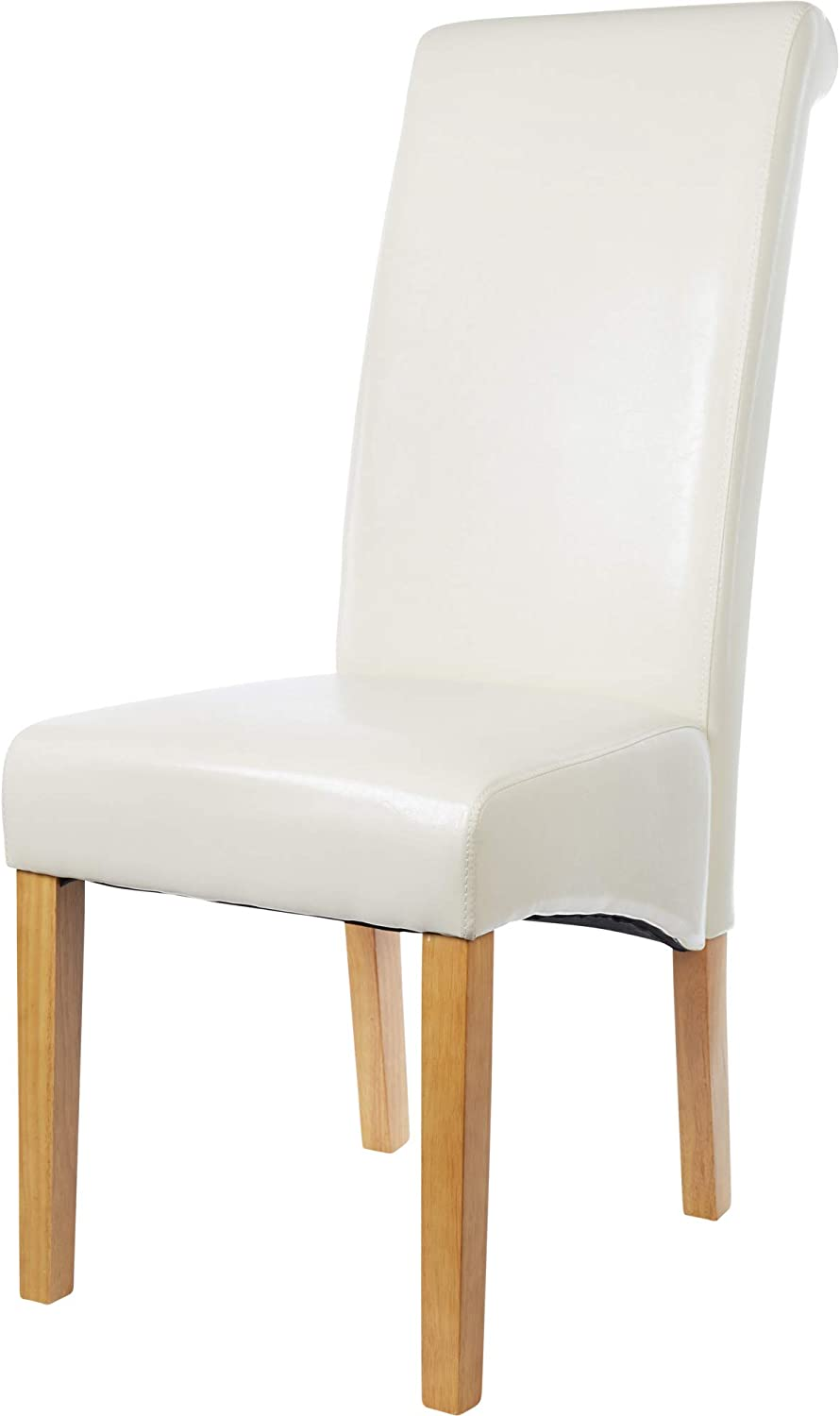 JTF Mega Discount Warehouse London Faux Leather Dining Chairs ...