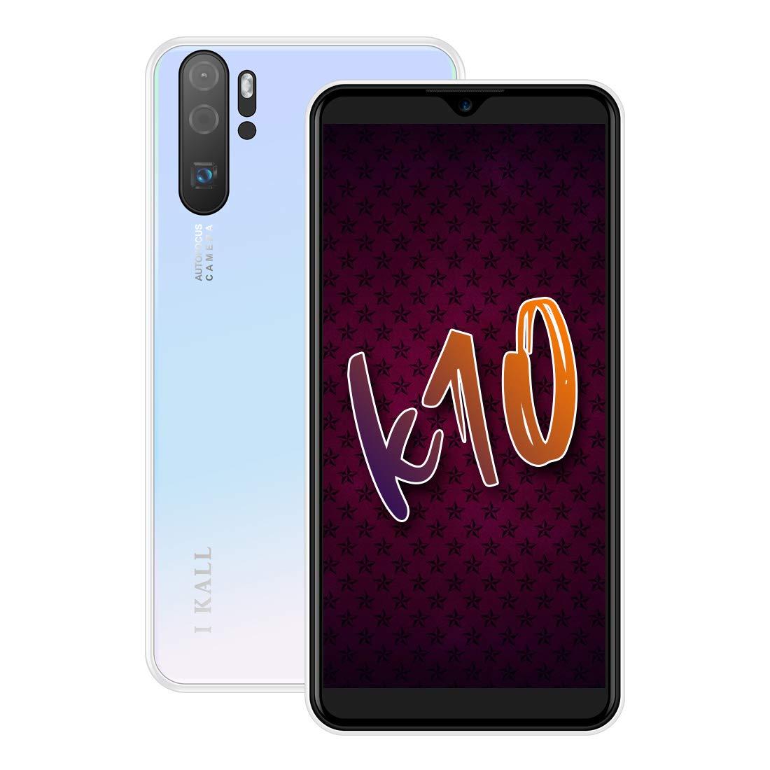 I KALL K10 (Sky White, 32GB)