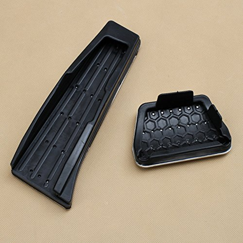 Free Shipping No Drill Gas Brake Pedal Covers For Bmw E90