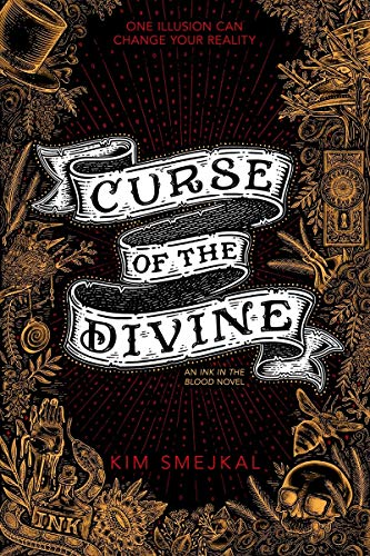 Book Cover: Curse of the Divine