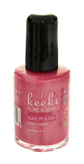 Keeki Natural Nail Polish