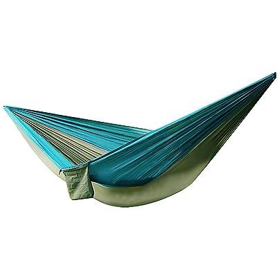 2 Personnes Hamac De Camping Résistant À L'humidité Bonne Ventilation Ultra Léger (UL) Séchage Rapide Énorme Rectangulaire Anti Statique