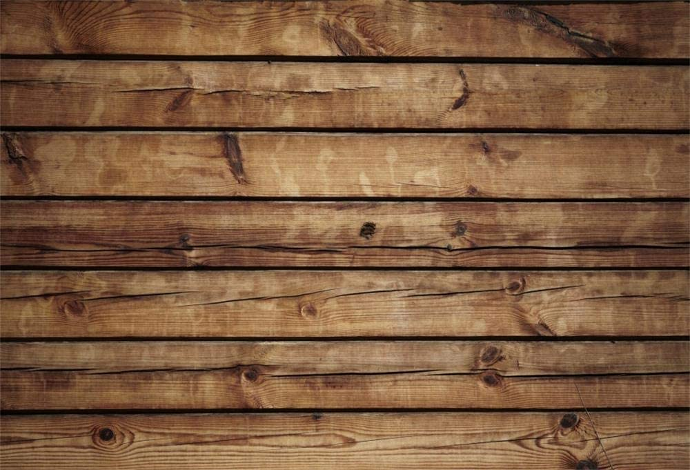 Leowefowa Shabby Retro Wood Texture Plank Backdrop 10x8ft Vintage Wood Board Photography Background Rustic Baby Birthday Party Banner Baby Shower Prop Kid Adult Portrait Shoot Dessert Cake Photo Booth