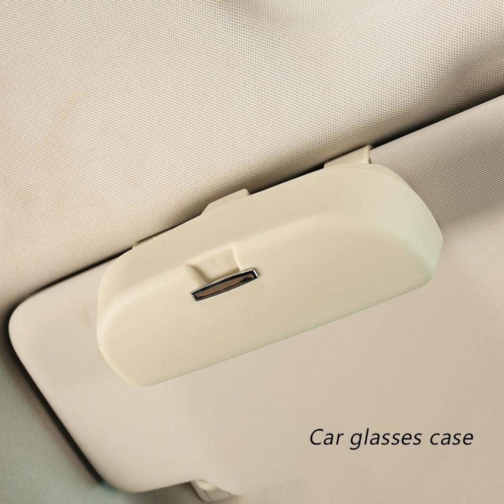 Quiet.T Brillenbox Sonnenbrillenorganizer Auto Brillenetui Auto Brillenhalter Brillen Aufbewahrungsbox F/ür BMW X1 X3 F25 X5 F15 F85 F20 F21 F30 F35 F80 F32 F33 F48 F82 F83 F10 F18 F11