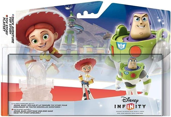 Disney Toy Story Playset - kit de figuras de juguete para niños ...