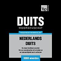 Thematische woordenschat Nederlands-Duits - 3000 woorden