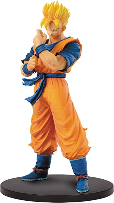 2017 Banpresto Scultures BIG Part.7 Son Gohan SS japan Dragon ball Z figure