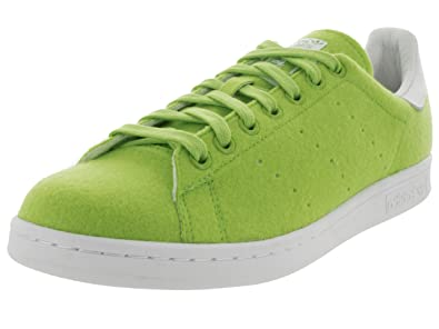 ee57f19722c adidas Men s Pw Stan Smith Tns Originals Green Green White Casual Shoe 7