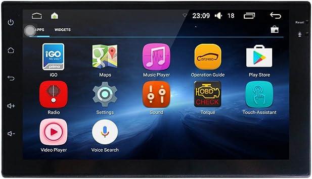178 * 100 7 pulgadas Universal GPS del coche de navegación Android ...