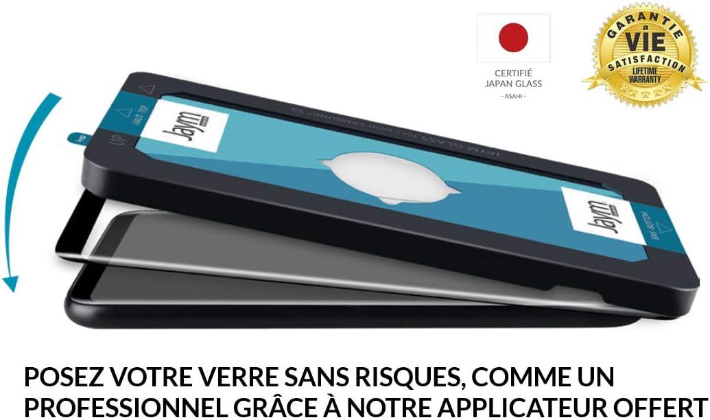Jaym Cristal Templado Premium 2.5D con aplicador para Huawei P Smart/P Smart+ 2019: Amazon.es: Electrónica