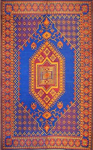 Amazon.com : Mad Mats Oriental Turkish Indoor/Outdoor Floor Mat, 6 ...