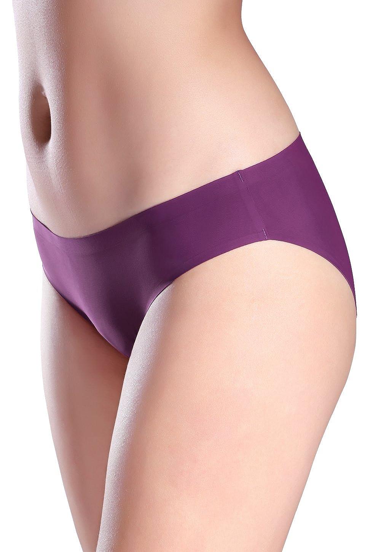 Buy Fashiol Seamless Underwear Invisible Bikini Women Cotton