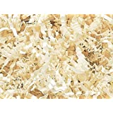 Ivory Crinkle Cut™ Paper Shred 10 lb Box ~ Spring-fill® Shred - WRAPS-ZF10IV