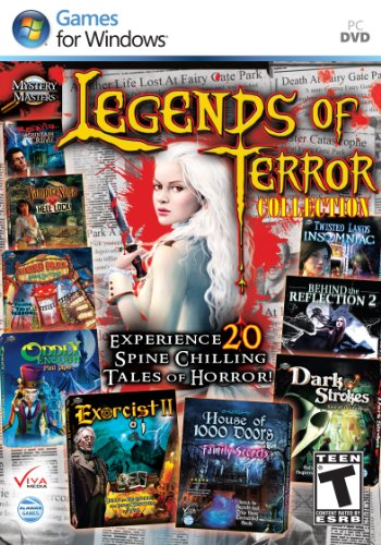 Legends Of Terror Collection AMR [Old Version] by Encore