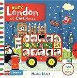 Busy London at Christmas