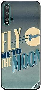 لهاتف هواوي نوفا 5 Case Fly Me To The Moon