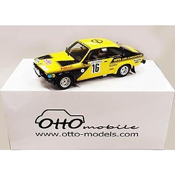16Rallye Groupe Carlo1976 4JauneNo Opel Kadett Gte Monte zMqUVSp